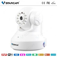 HD indoor wireless ip security camera with night vision