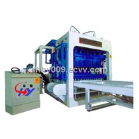 HY-QT10-15 brick making line china manufacturer