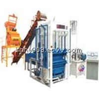 HY-QT5-20 concrete brick making machine