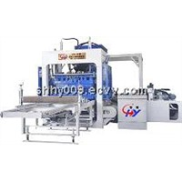 HY-QT6-15 vibrated block making machine