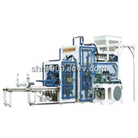 HY-QT8-15  vacuum extruder for clay brick  In China
