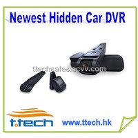 H.264 1080P car blackbox car dvr car camera mobile dvr with GPS tracker