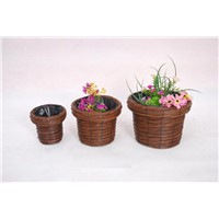 Handmade Willow Planter Pots
