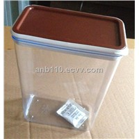 Handy Square Container 14 x 8.5 x 18.5cm, Popular Kitchen Size, Wedding Gifts, Christmas Gifts