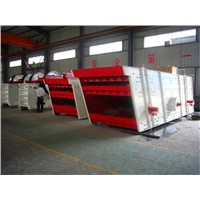 High Efficiency Mining  Vibrating Screen Machinery
