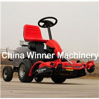 High Quality Professional Ride on Mower with CE GS B&S 13.5HP ride on mower lawn tractor