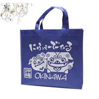 High quality 100gsm non woven hand bag