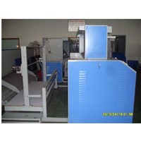 Hot knife Non woven slitting machine