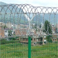 Hot sale Galvanized Razor Barbed wire mesh from China Manufacturer