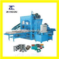 Hydraulic concrete brick machinery QTY4-20A