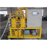 Insulating transformer oil filtration machine, fully automatic,degassing, dehydration,filtering