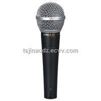 JA-58 Professional Wired Dynamic Microphone