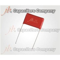 JFB-Metallized Polyester Film Capacitor
