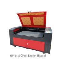 Jinan MB-1410 Leather/Fabric Laser Cutting Machine