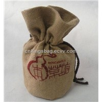 Jute Drawstring Bag for Soap,Jute Gift Bag,Eco-Friendly Drawstring Bag Jute Material