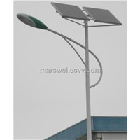 LED Solar system streetlight