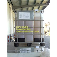 LKPC-HL040 Polycarboxylate Superplasticizer in Liquid