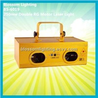 Laser Projector 250mw Double RG Motor Laser Light (BS-6019)