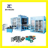 Light Weight Brick Making Machine Brick Moulding Machines QTY9-18
