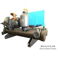 Low Temperature  Screw Water-Cooled Chiller/Screw Water-Cooled Chiller/