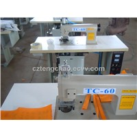 Manual Non woven bag making machine