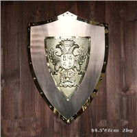 Medieval Ancient Rome Warrior Shield Decorative wall shield Home Decoration Film Art Collection