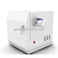 Microwave dental sintering furnace with fast sintering time