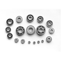 Miniature Deep Groove Ball Bearing 61802-2Z