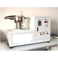 Mixing dispersion machine
