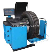 Model No.OJW603 Wheel balancer for Truck tires & Car tires