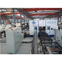 Multi spindle beam drilling line