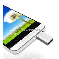 Multifunctional USB Flash Drive on Smart Phone and Tablet 16gb