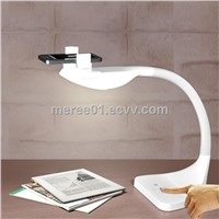 Multiple function LED desk lamp