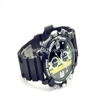 NEW IR 1080P Night Vision Waterproof Watch Camera