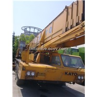 NK1000E/Used Truck Crane/Original Japan Used Truck Crane Kato NK1000E Of Good Working Condition