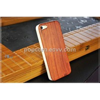Natural Bamboo case for iphone 5s,for iphone 5 wood case