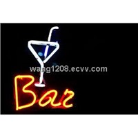Neon Sign for Bar