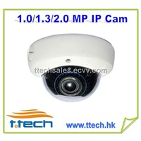 Network Camera, IP Camera, Megapixel IP Camera, HD IP Dome Camera