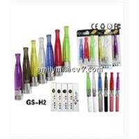 Newest GS H2 Atomizer Hot in USA GS-H2 Clearomizer no wick Rainbow color, replace ce4 atomizer
