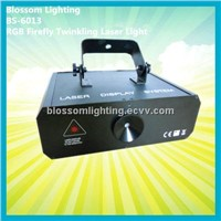 Night Club RGB Firefly Twinkling Laser Light (BS-6013)