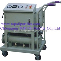 No heating Series TYB Light Fuel oil purifier,remove particles and water, low operation cost