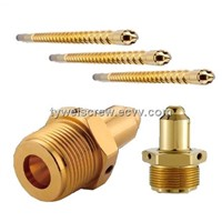 Novel screw barrel, injection molding screw barrel, screw barrels