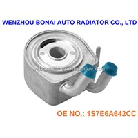 Oil Cooler for  FORD MONDEO, OE No.: 1S7E6A642CC