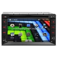 Ouchuangbo 6.2 inch Universal car DVD radio facrory price
