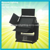 Outdoor 120*3W LED City Color Light (BS-1114)