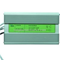 Outdoor LED Lighting IP67 Waterproof LED driver Supply 200w