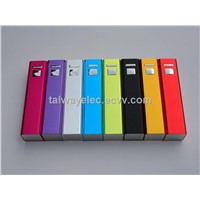 New Lipstick Mobile Power Bank,Aluminium Casing