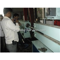 PP/PE/PVC Pipe extrusion machine
