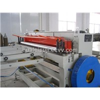 PVC Free Foamed Sheet, Board, Decoration Sheet Production Line