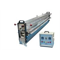 PVC belts joint machine